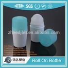 P1023 50ml plastic roll on deodorant spray bottle
