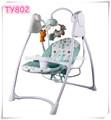 El bebé cuna cuna swingbaby silla del oscilación/interior columpios para niños pequeños, eléctrica del bebé swing moisés para 0~1