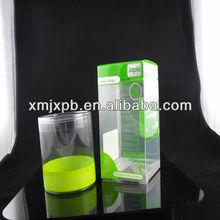 Customize Transparent Plastic Packaging Branding Plastic Box for cosmetic