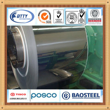 aisi 201 stainless steel coil 2b finish in stock