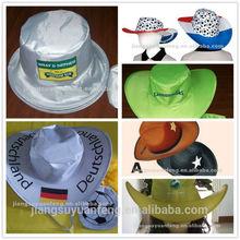 foldable cowboy hats