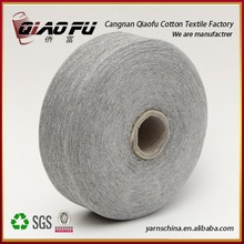 soft cotton combed yarn dyed towel Ne14s (Nm24) export to Tunisia