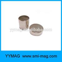 Hematite flat permanent industrial N35H neodymium disc magnets