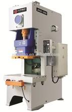 JH21 model mechanical C frame power press