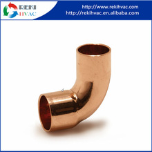 C12200 Copper Tube Fitting 90 Degree SR STREET ELBOW - FTG X C