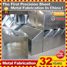 2014 OEM oem/odm/customized service sheet metal fabrication with 32-year experience
