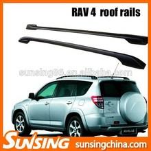 Car roof side rails roof racks apply to RAV4 toyota accessories