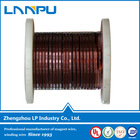 China leading suppiler enameled rectangular copper wire