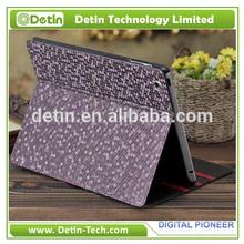 Fashion Luxury Rhinestone Diamonds Leather Case For iPad 2