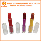 Henna Thin Shades Poppy & Bright & Rust Red Lip Balm Stick Type & Stain Sunscreen Magic Matte Cosmetics Long Lasting Lipstick