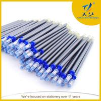 2014 gel pen gel leather pen gel ink silver refill pen