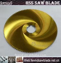 Pefect Quality M2 M42 M35 DMo5 saw material for Metal Pipe cutting HSS circular Saw Blade