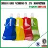 BPA free foldable water bottle/bag