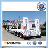 china manufacturer 3 axle used truck trailer price