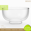 2014 New Designed Pyrex Galss Thermo Bowl