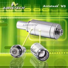 Airistech ceramic 510/eGo thread tank dry herb atomizer e-cigarette airistank w3
