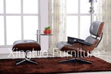 classic eames lounge chair&ottoman eames aluminium leather lounge chair