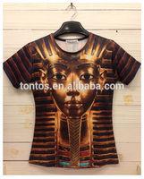 oversized promotiona galaxy wholesale el flashing t shirt for boys printing