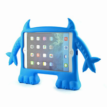 Cartoon Devil Eva shock proof foam kid proof tablet case for New Ipad