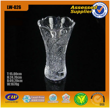 2015 Hot Sell Products Round Glass Vase,Wedding Decoration