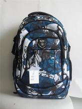 high school backpack / cheap waterproof backpack / back pack bags
