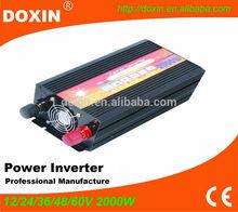 Modified Sine Wave 2000w Power Inverter Circuit 12V to 220V