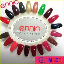Popular 100 colors, Butiq UV & LED gel nail polish