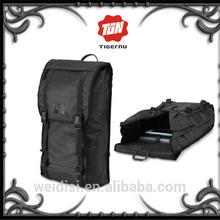 Nuovo design a buon mercato verticale zaino borsa da viaggio, aoking zaino del computer portatile di viaggio