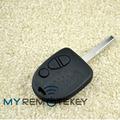 buena calidad transpondedor tecla automática clave cabeza a distancia en blanco botón 3 304 mhz hu43 chevrole para llave del coche