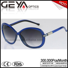 Widely used wholesale vintage silhouette sunglasses