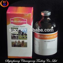 2014 hot sale Vitamin AD3E injection