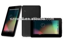 7 diamond android 4.0 tablet pc Rockchip 3026 Optional HD 1024x600