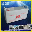 12V 120AH used ups batteries for UPS system