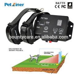 electronic underground secure pet fence