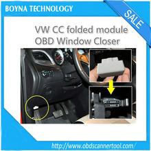 2014 New Design White Fashion Car Auto Folding Mirror Moudle for VW