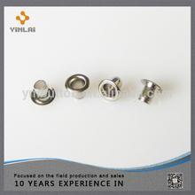 1.8mm brass garment eyelets