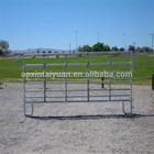 galvanized metal horse fence panel,sheet metal fence panel,cheap fence panels