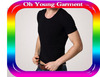 2014 Fashion Man Clothing T-shirt Factory Price Wholesale Blank T Shirt From China Manufacture,Oh Young Garment Co.,Ltd