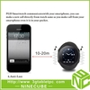Newest Watch Cell Phone Mobile Spy bluetooth dial control Touch MP3 Iwatch support T-Flash card