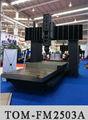 usado estrutura de máquina cnc pórtico pentahedral centro de usinagem da máquina frame