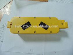 Floor battery pack 14.4v nimh SC 3000mah 3500mAh 4500mAh