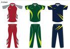Custom new design cricket jerseys with OEM service