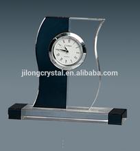 2014 fashion book crystal clock craft gifts