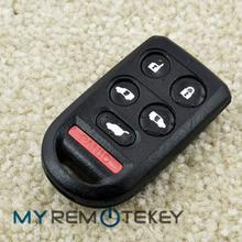Good quality key Fob 6button for Honda Odyssey OUCG8D399HA car key remote fob control