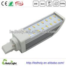 8w 11w smd 5630 hot selling led bulb lamp g24