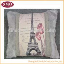 TOP HOT SELLER 45x45Cm fur pillow cover