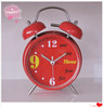 New products metal alarm clock bedroom decoration alarm clock