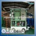 Distribución de transformador usado regeneración del aceite aislador de la máquina y sistema de purificación de aceite ventas de la fábrica