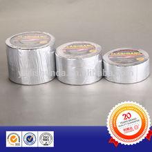 1mm, 1.5mm self adhesive bitumen waterproof membranes, flashing band, for roof waterproof