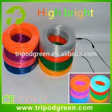 Alibaba онлайн низкой цене оптовая 2.3mm/3.2mm el провода